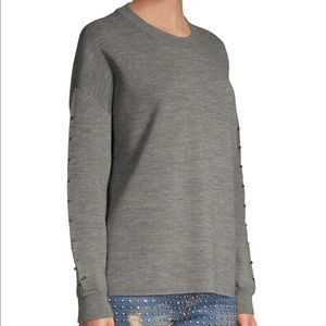 Alice + Olivia Sweaters - Quintin Wool Sweater